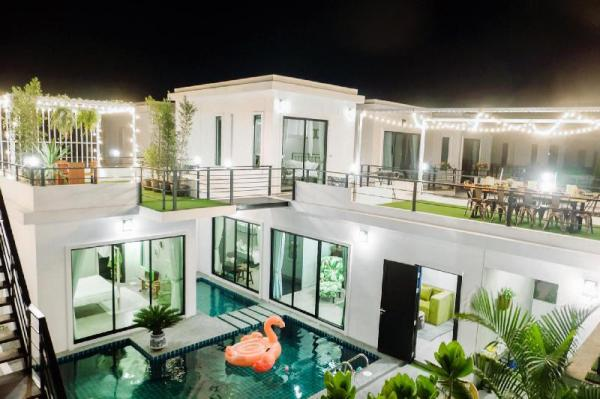 The Natural Pool Villa Huahin 3BR Hua Hin