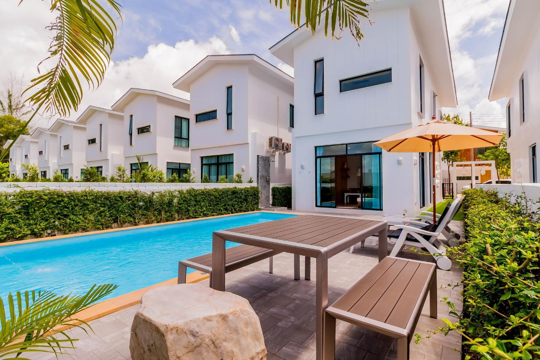 Thai-Japanese Style Pool Villa Near Phuket Zoo Thai-Japanese Style Pool Villa Near Phuket Zoo