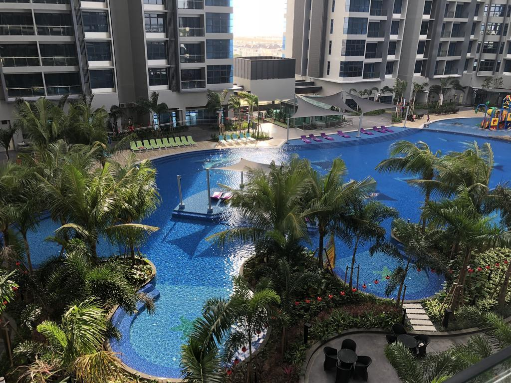 Malacca Atlantis Residence Homestay Cozy Pool View