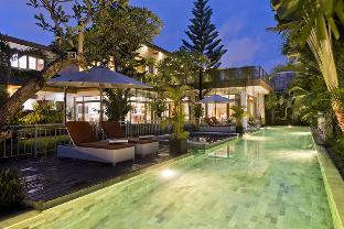 Zollina Villa. Hi-end. Luxury 4BR villa. Seminyak Bali