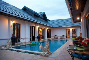 %name 4 Bedroom Private Bali Style Villa HH1 หัวหิน/ชะอำ