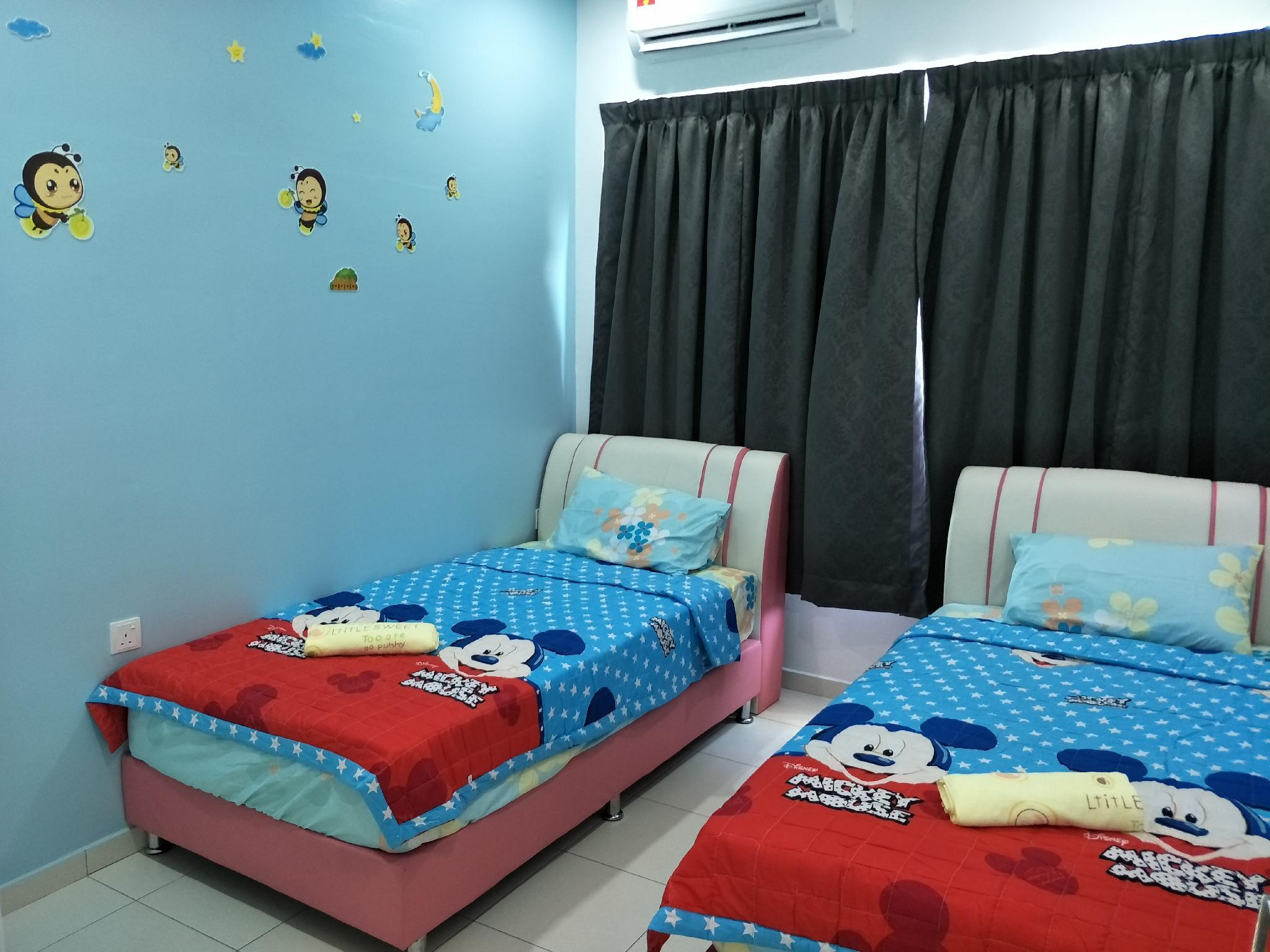 Cozy And Comfortable Homes @Arena Residence