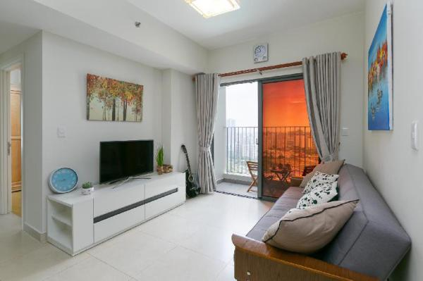 *Chez Minh* A Fantastic Private 2BR Flat in D2 Ho Chi Minh City