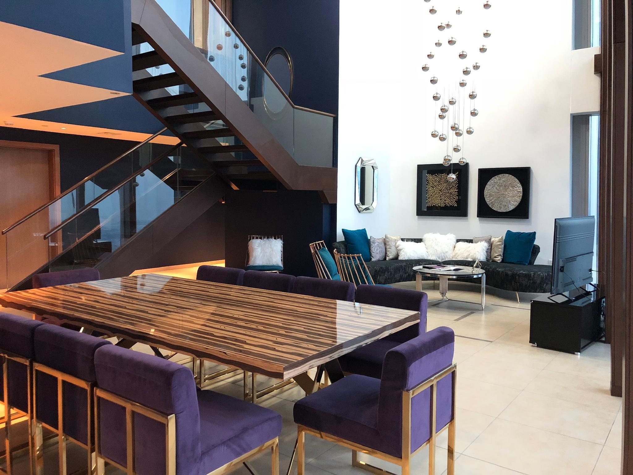 Dream Inn   48 Burj Gate   5BR Penthouse Apartment