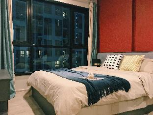 [パタヤ中心地]アパートメント(35m2)| 1ベッドルーム/1バスルーム [hiii]CoffeeThemed|Rooftop Boundless Pool-UTP006