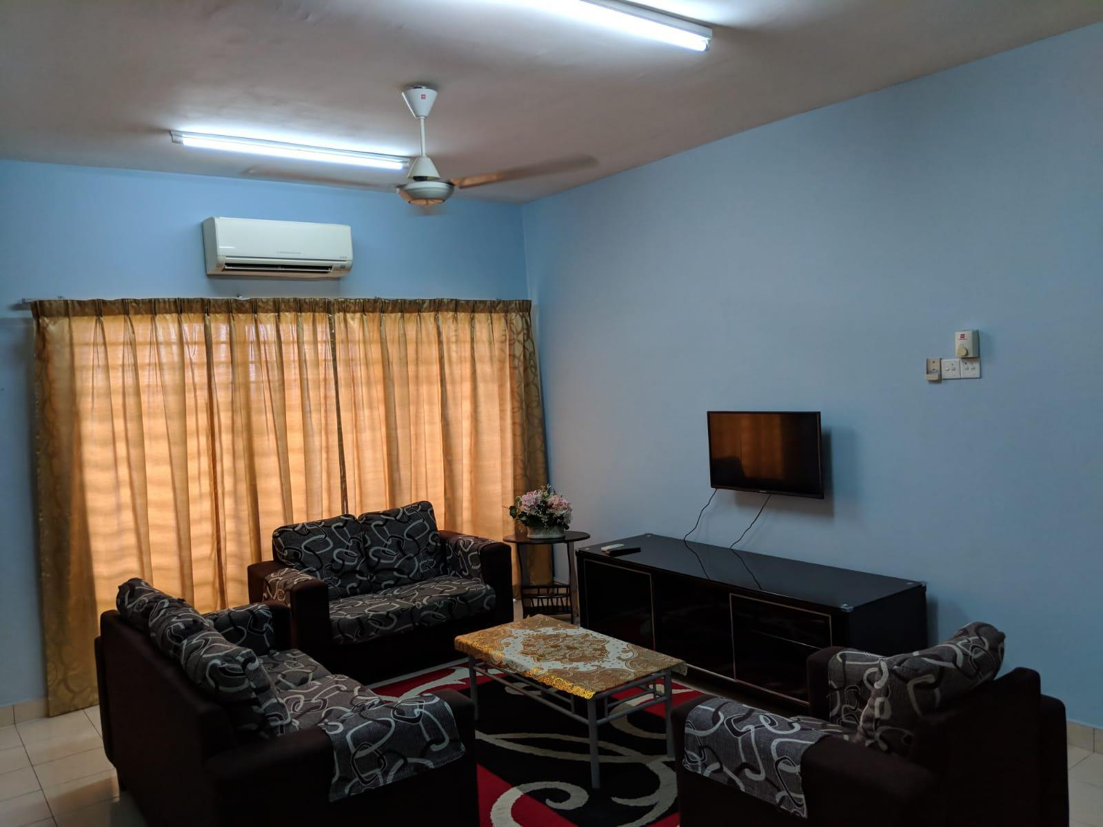 MSU Shah Alam Homestay @ Persanda Apartment