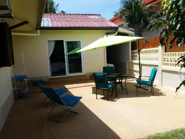 Luxurious studio, hotel services, private terrace Phuket