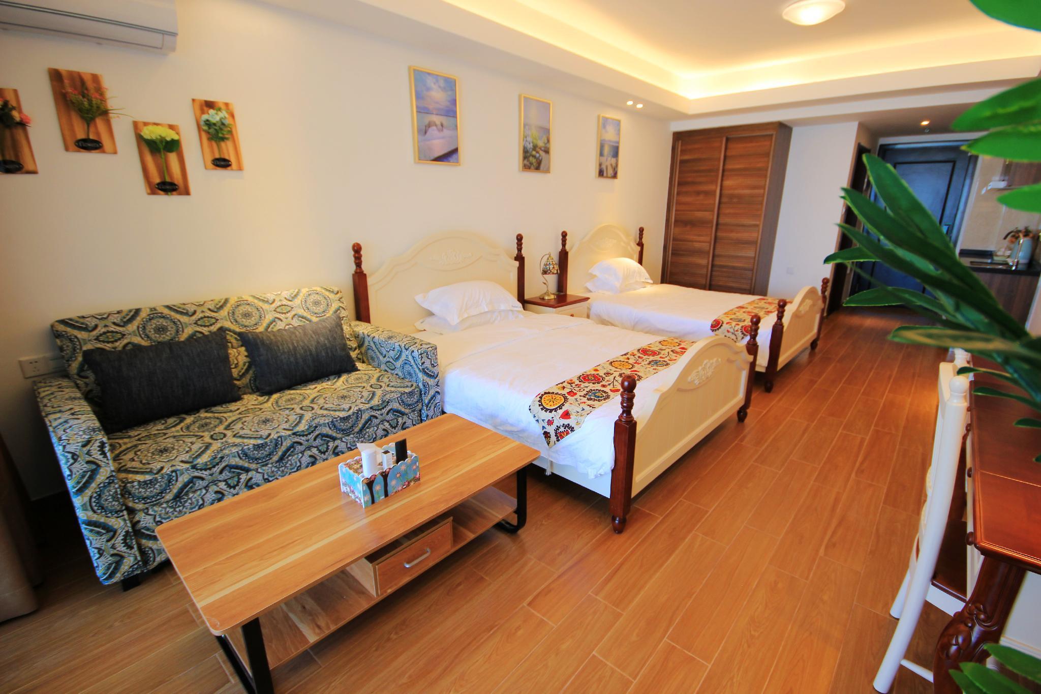 Hailing Island Seaview 2 Double Room + 2 Sofa Bed