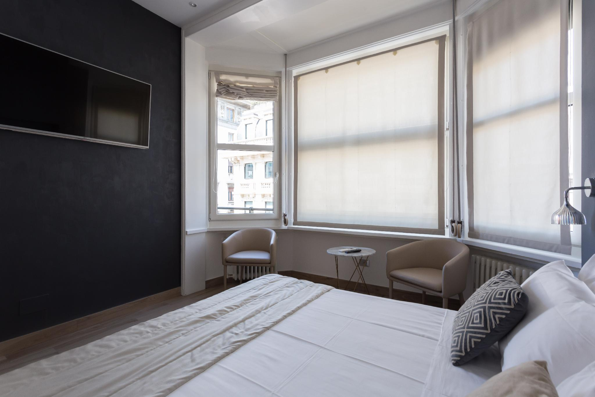 Appartamento Deluxe Con Balcone 403