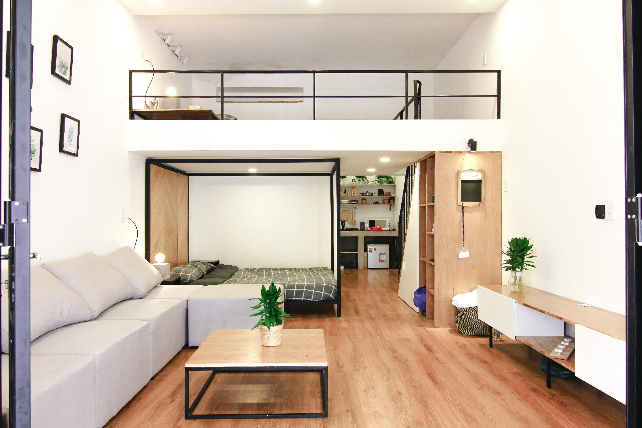 400m To Ben Thanh  Cozy Loft For Friends+breakfast