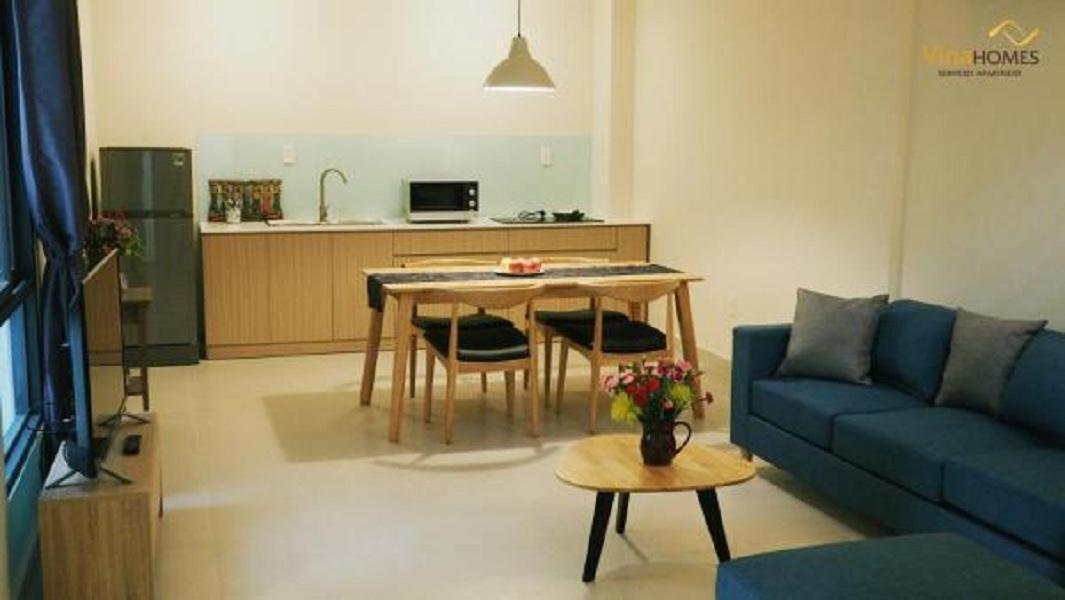 Aspire Saigon 1 - Duplex One Bed-room Balcony