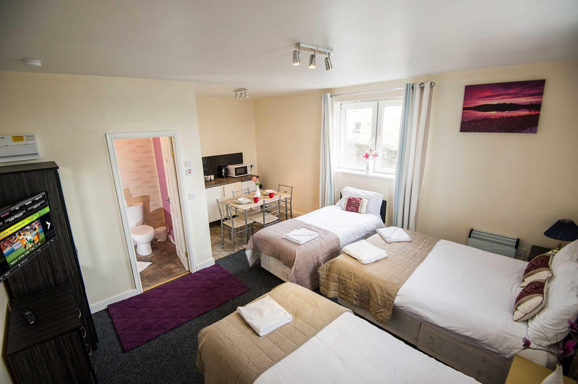 92 Bradford Apartments Reviews