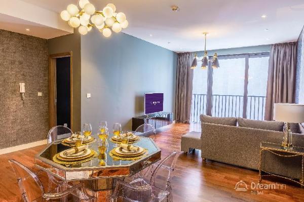 Dream Inn - City Walk - 1 Bedroom Apartment Dubai