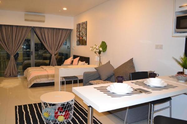 Studio Summer Suites Fervent @ KLCC Kuala Lumpur