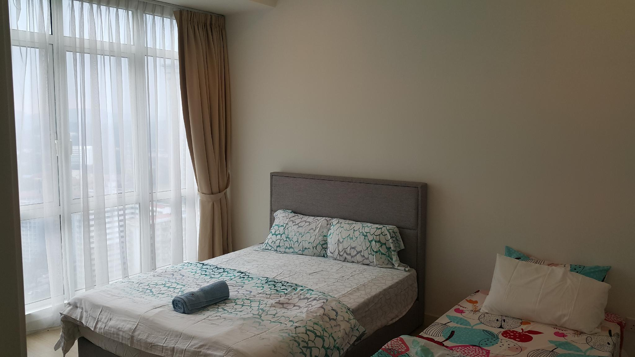Camellia Serviced Suites 2 Bedroom   Capri