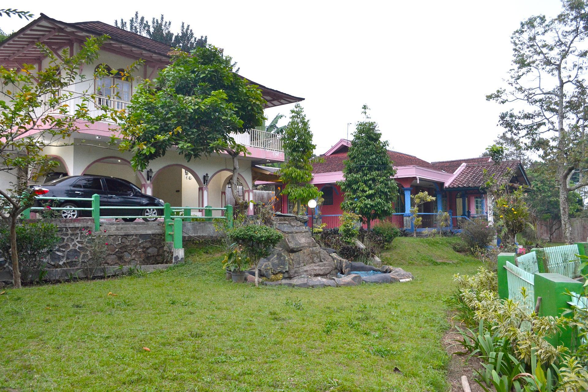 Villa Rumah Ibu 145 Puncak