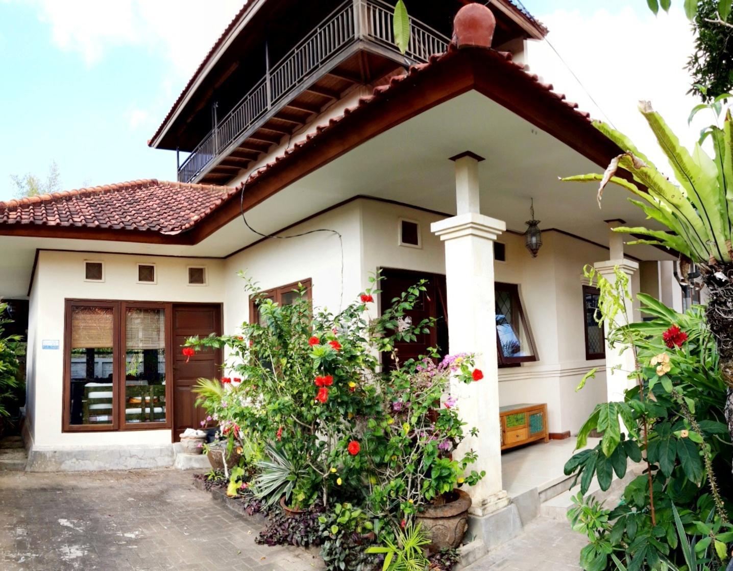 A Balinese home in Nusa Dua