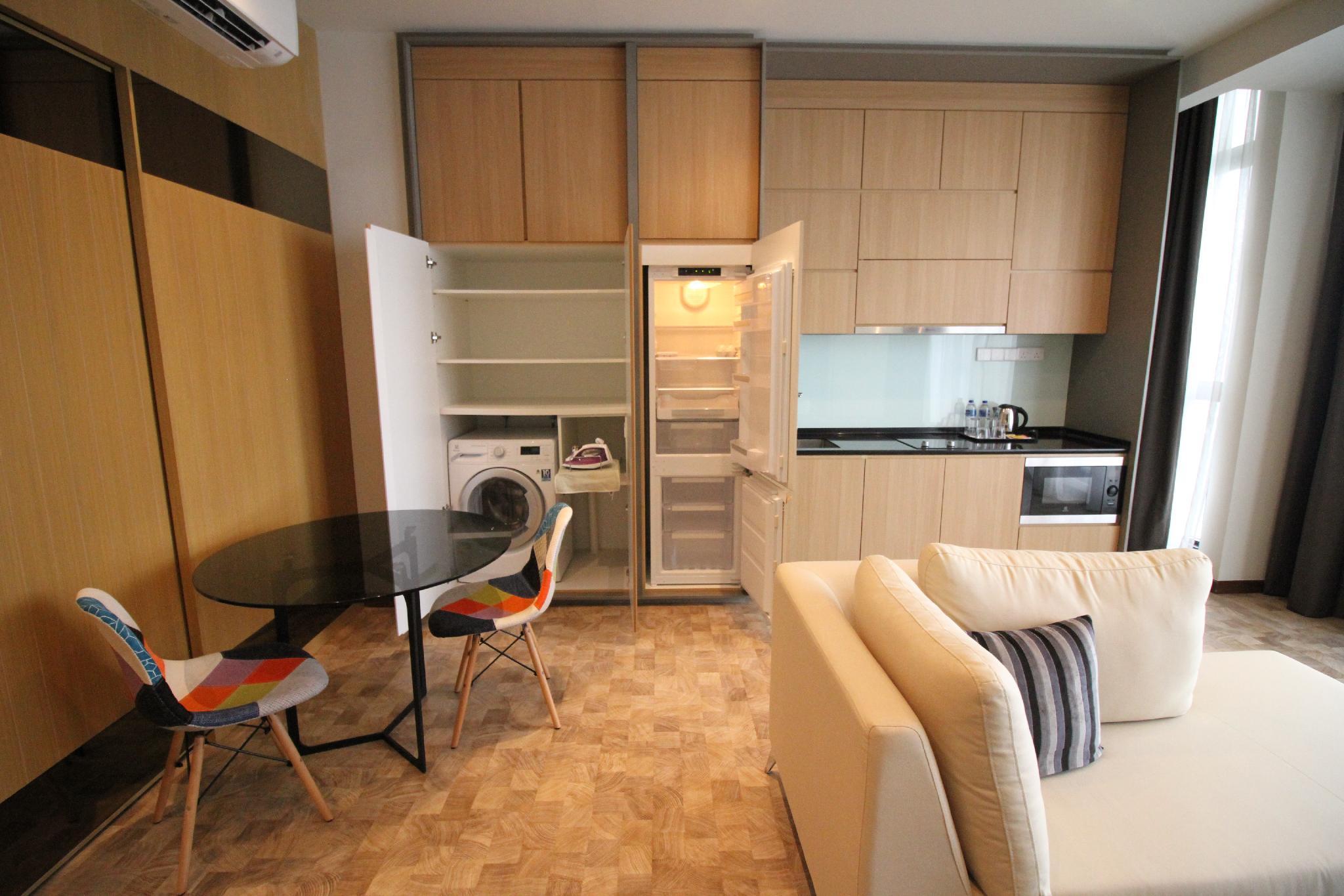 Expressionz Suite Jln Tun Razak   Luxury KLCC View
