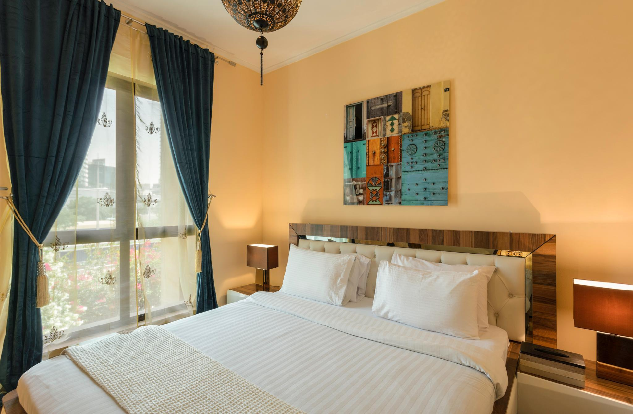 One Perfect Stay   1BR At Reehan