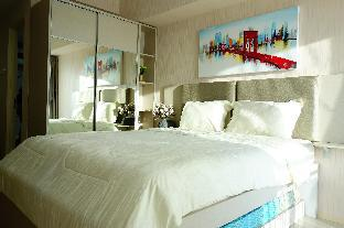 Designer Apartment with 2 beds, Connected to Mall Surabaya Kota