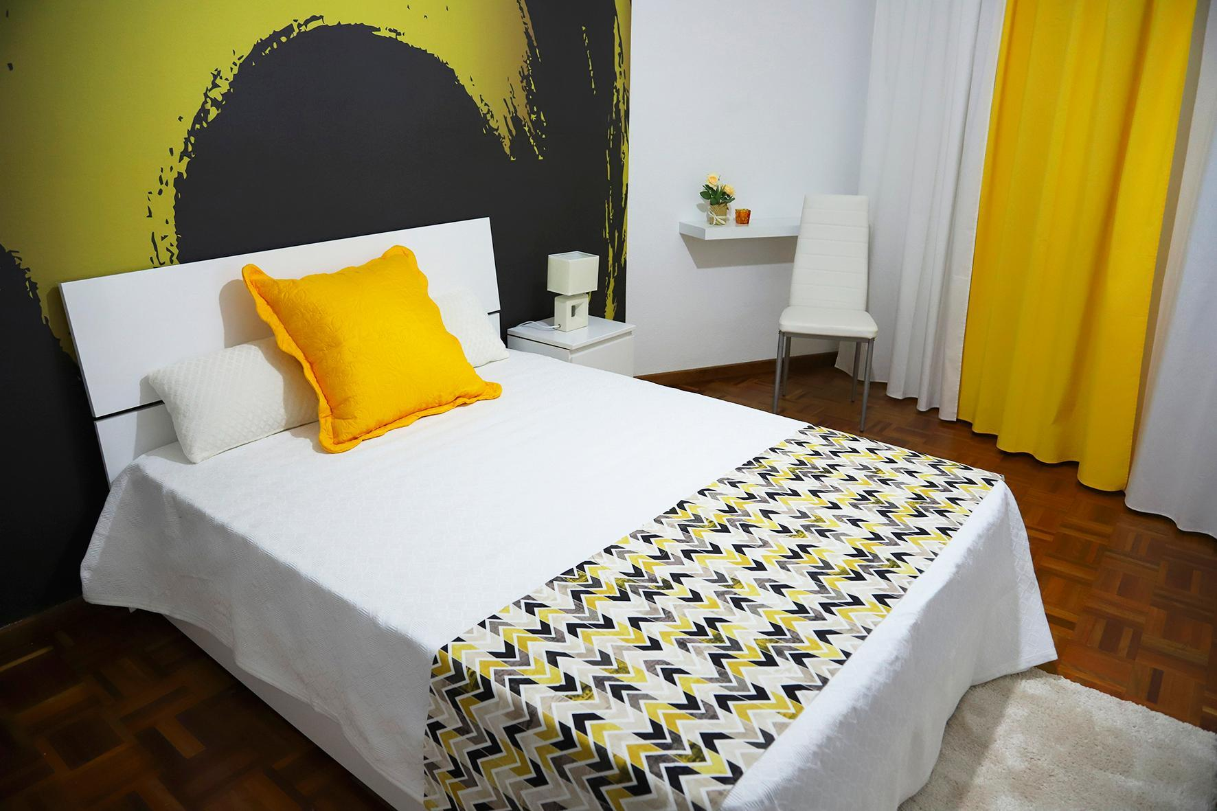 Modern Apart In Funchal Center+parking+wifi  NEW