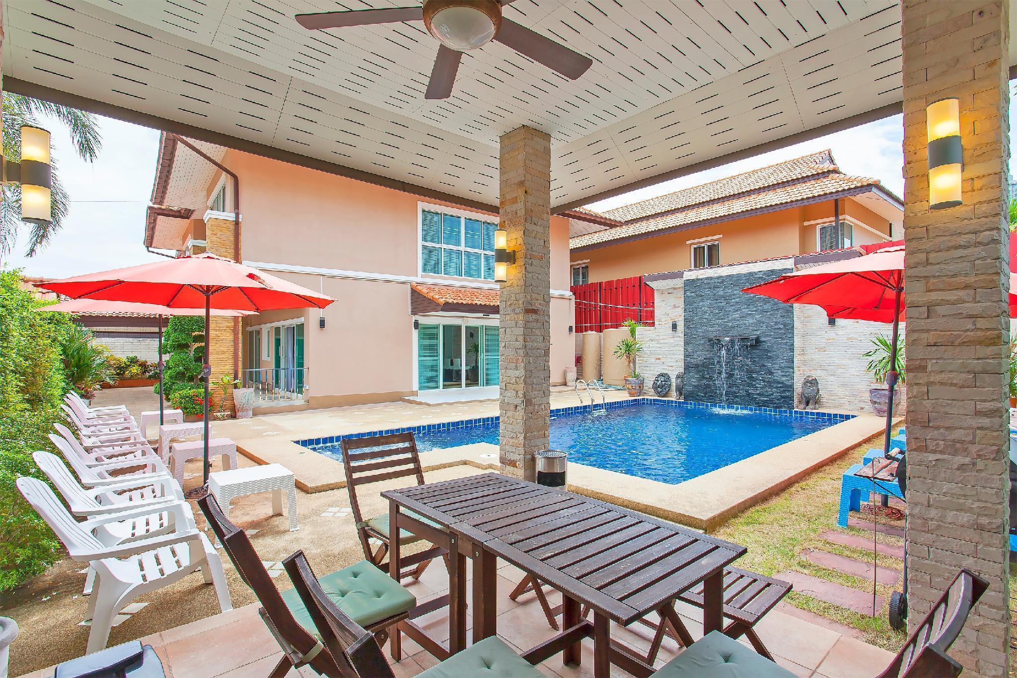 Moonlight Villa | 4 Bed Villa near Walking Street Moonlight Villa | 4 Bed Villa near Walking Street
