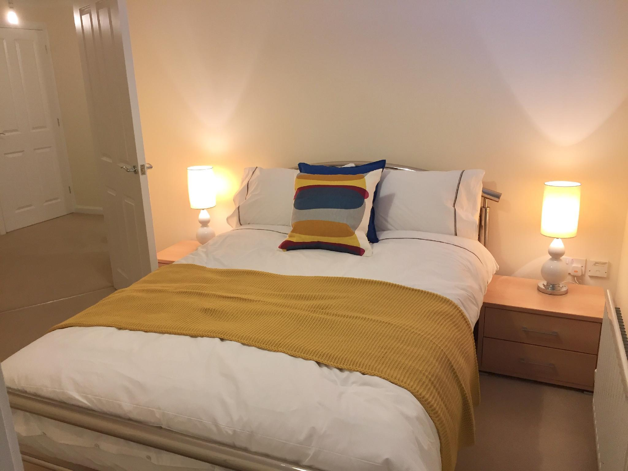 Modern 2 Bed Apartment in Southampton Reviews