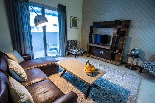 New Dubai Marina Terrace Apartment - Pool & Gym