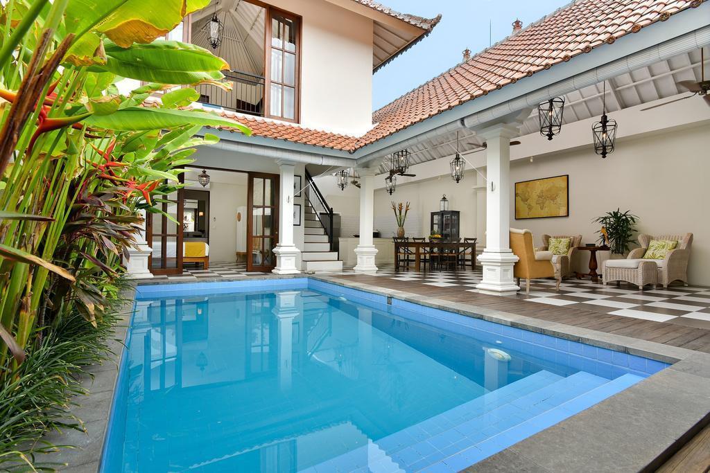 2BDR Villa Private Pool Close To Seminyak Beach