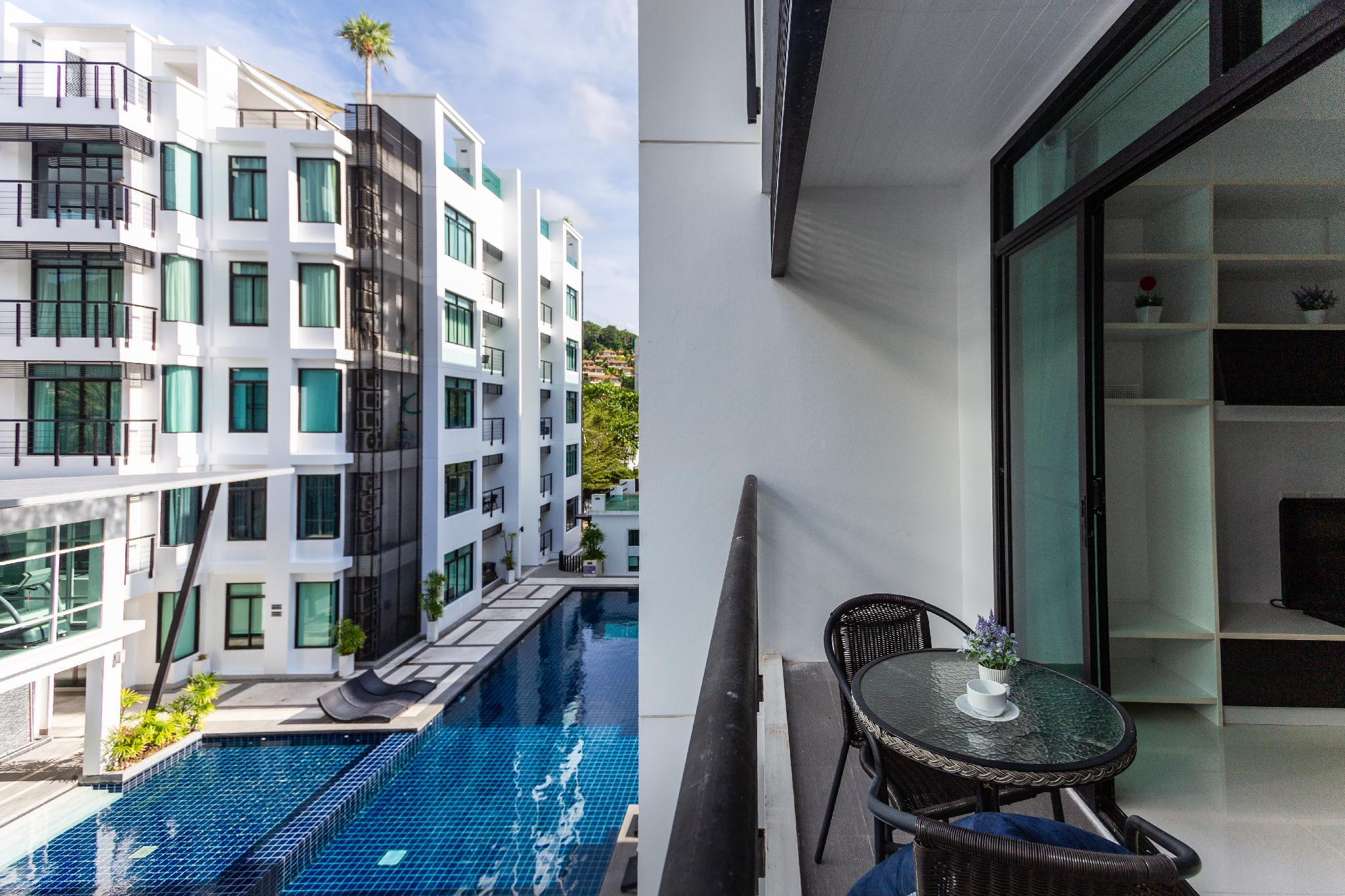 3 Bedrooms Pool View Apartment In Kamala