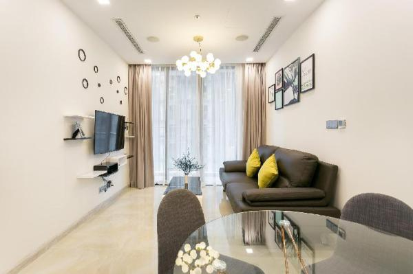 Luxury Apartment. District 1. Vinhomes Bason. Ho Chi Minh City