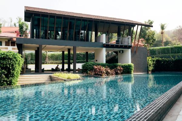 Beautiful pool apartment near chiangmai University Chiang Mai