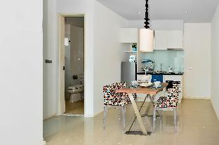 [ジョムティエンビーチ]アパートメント(36m2)| 1ベッドルーム/1バスルーム 1 Bedroom city view full furniture. (36 sqm).