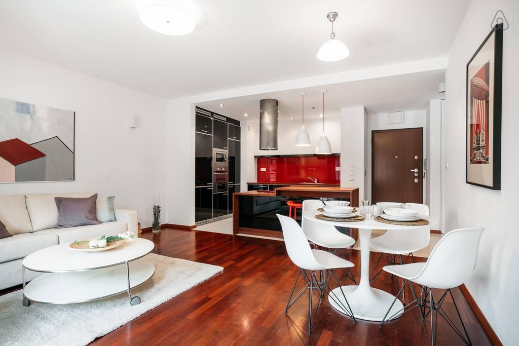 American Soho Style Apartment