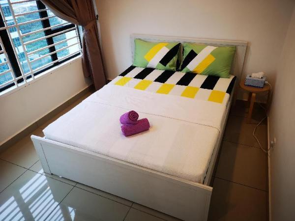 Modern Cozy Suites @ Mount Austin Johor Bahru
