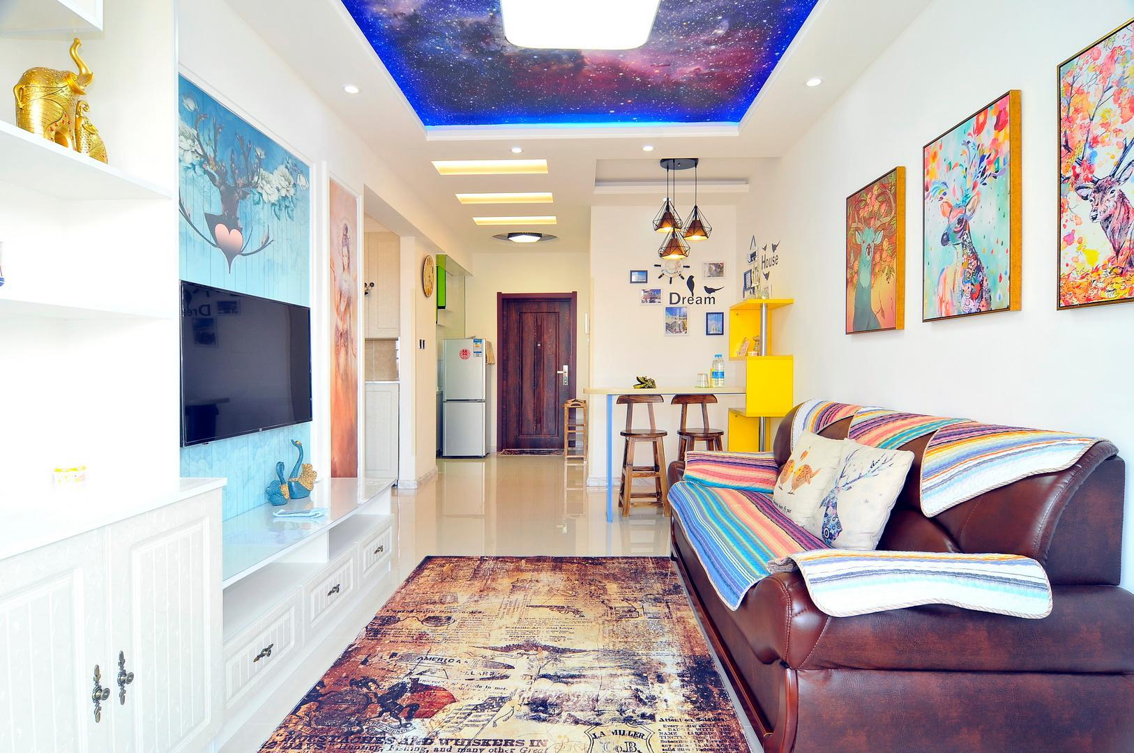 Discount Love nest youth apartment