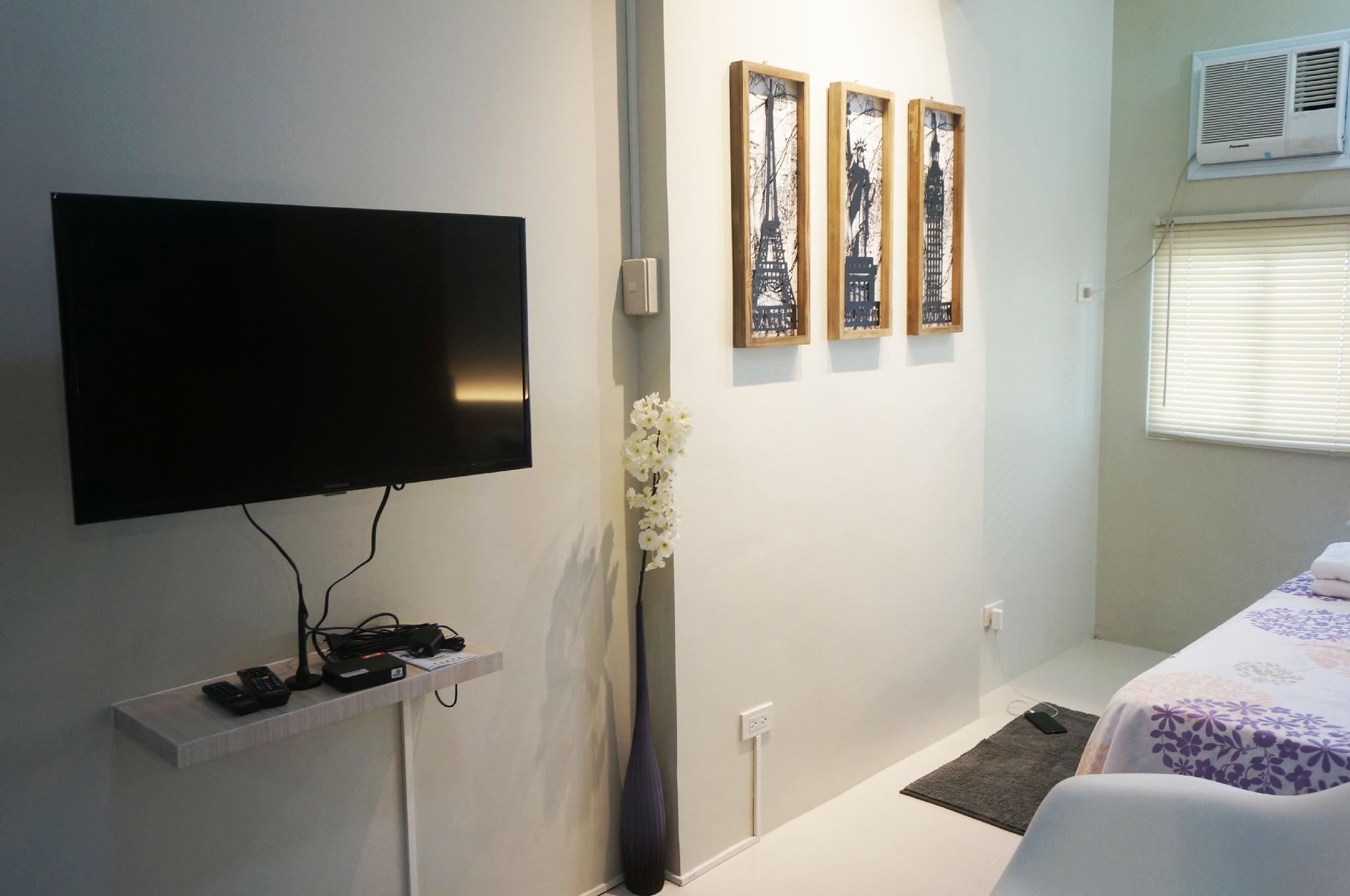 Stylish Fully Furnished Studio Unit at Wil Tower
