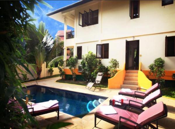3 Bedroom Sea Front Bay View Villa - Koh Phangan Koh Phangan