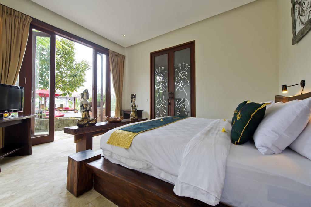 OBR Suite Villa With Pool View Ubud
