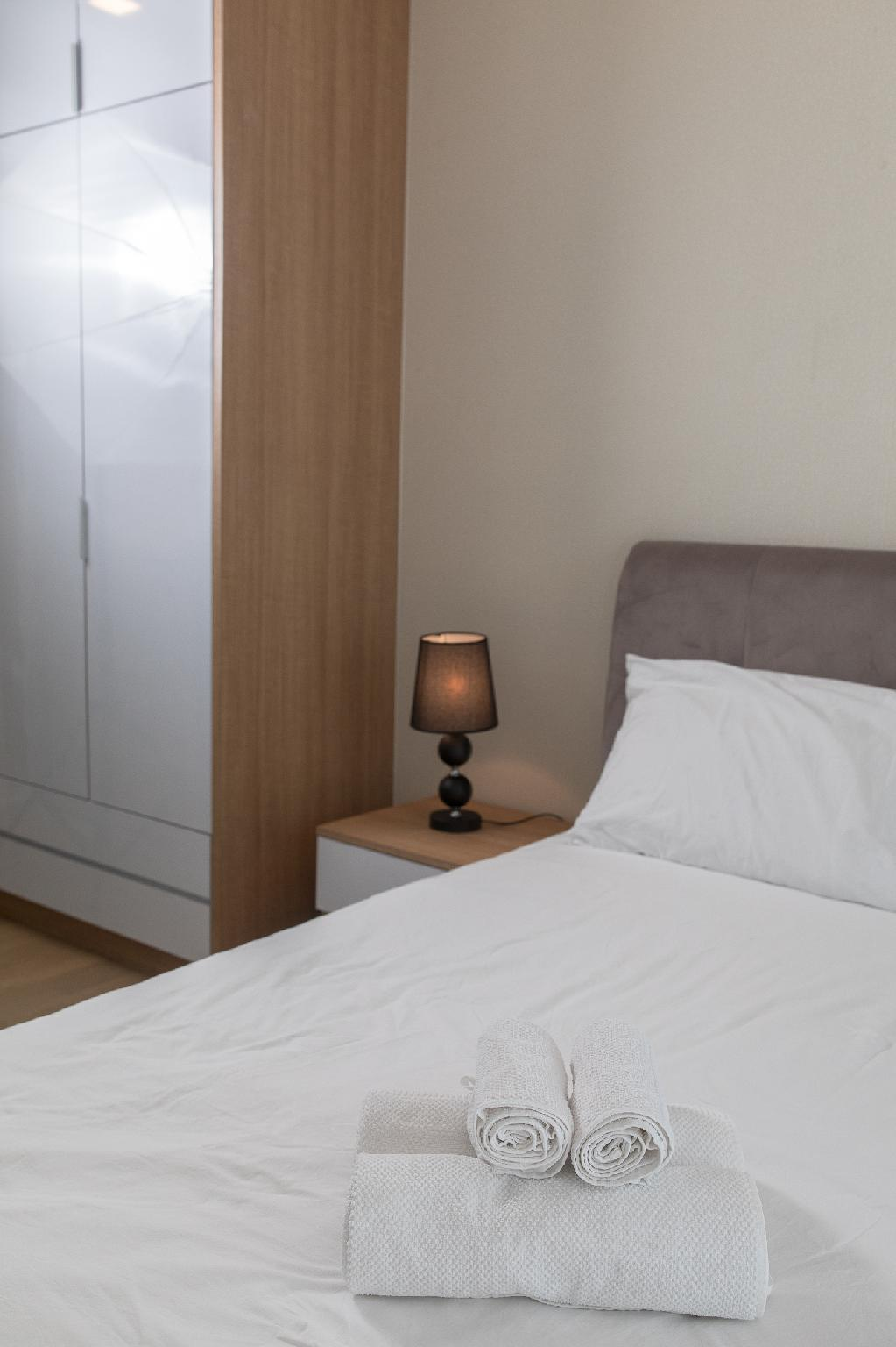 High Floor Designer Suite With KLCC View