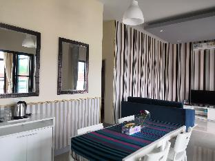 [ヒンレックファイ]ヴィラ(74m2)| 3ベッドルーム/2バスルーム Modern Villa HUAHIN sunny room