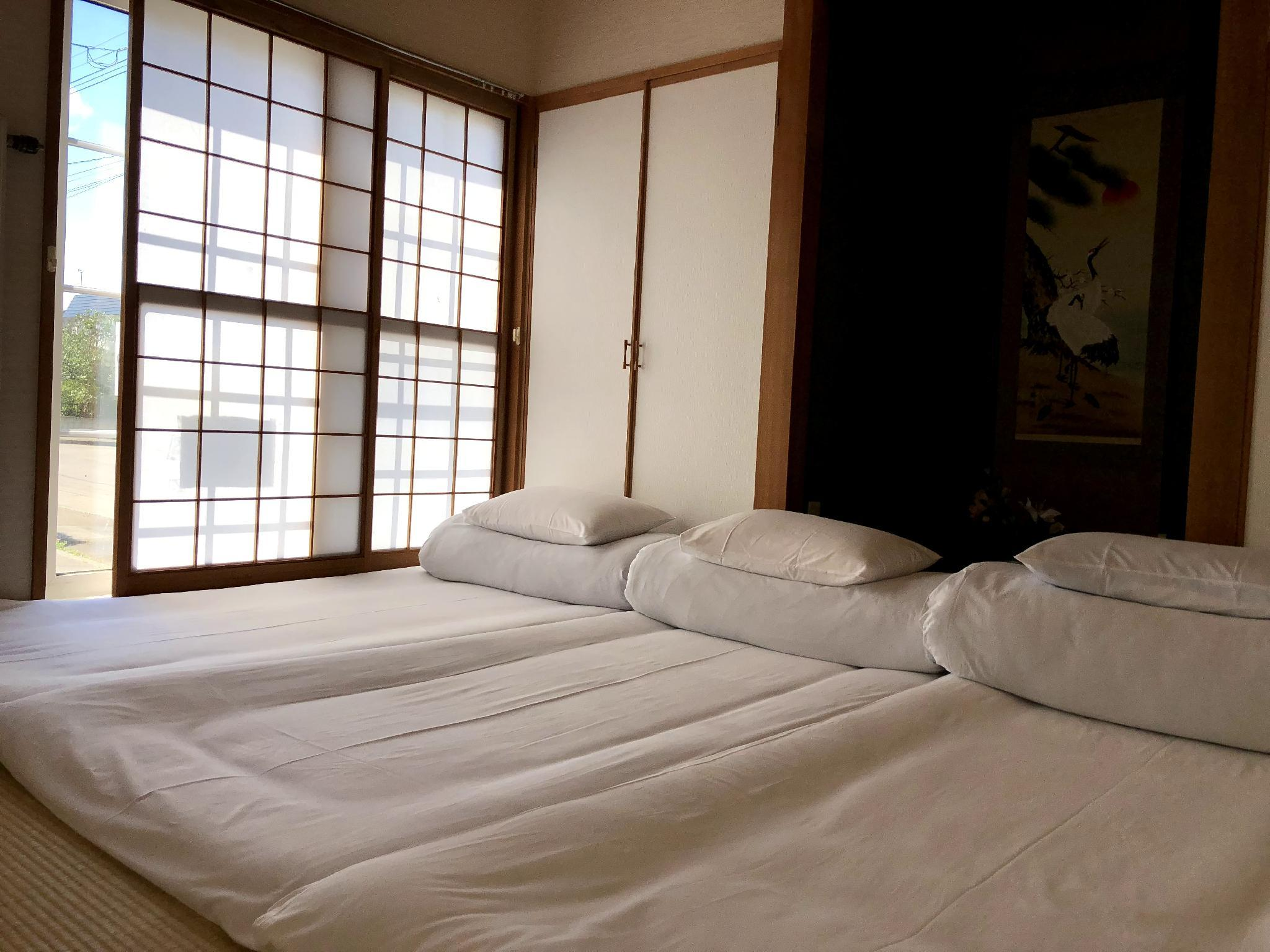 Chitose Guest House Oukaen 101 Room