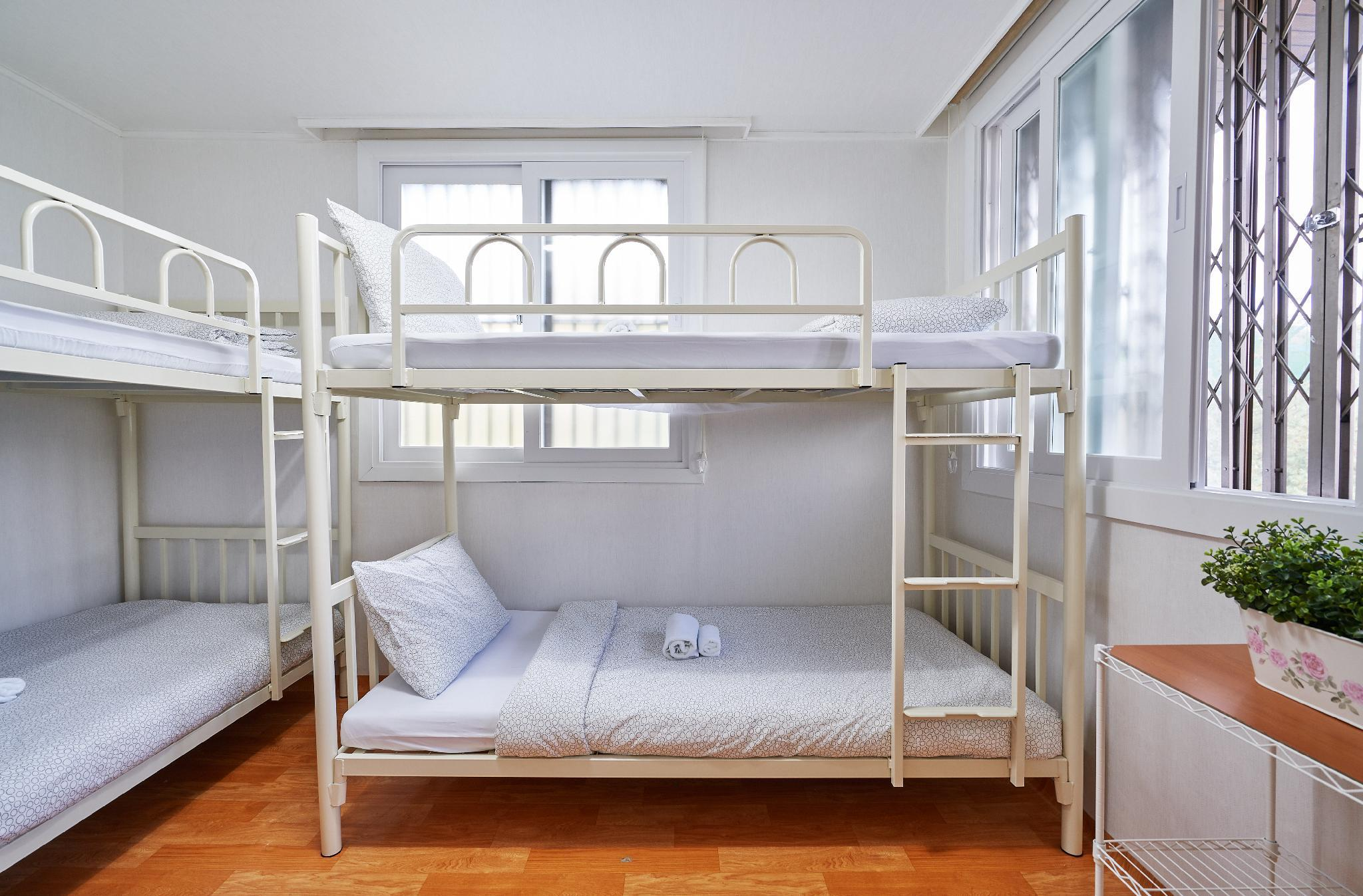 Seoul Best Stay 6 Bed Female Only  Bunk Bed  3