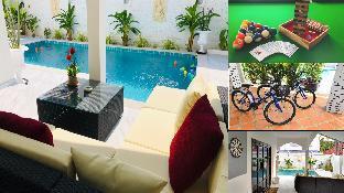 %name Private pool villa near beach & Walking Street พัทยา