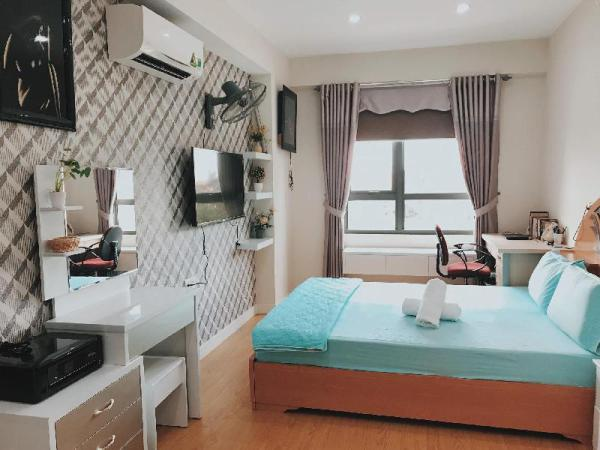 2BR Apartment foreigners center/Free Pool&Gym Ho Chi Minh City