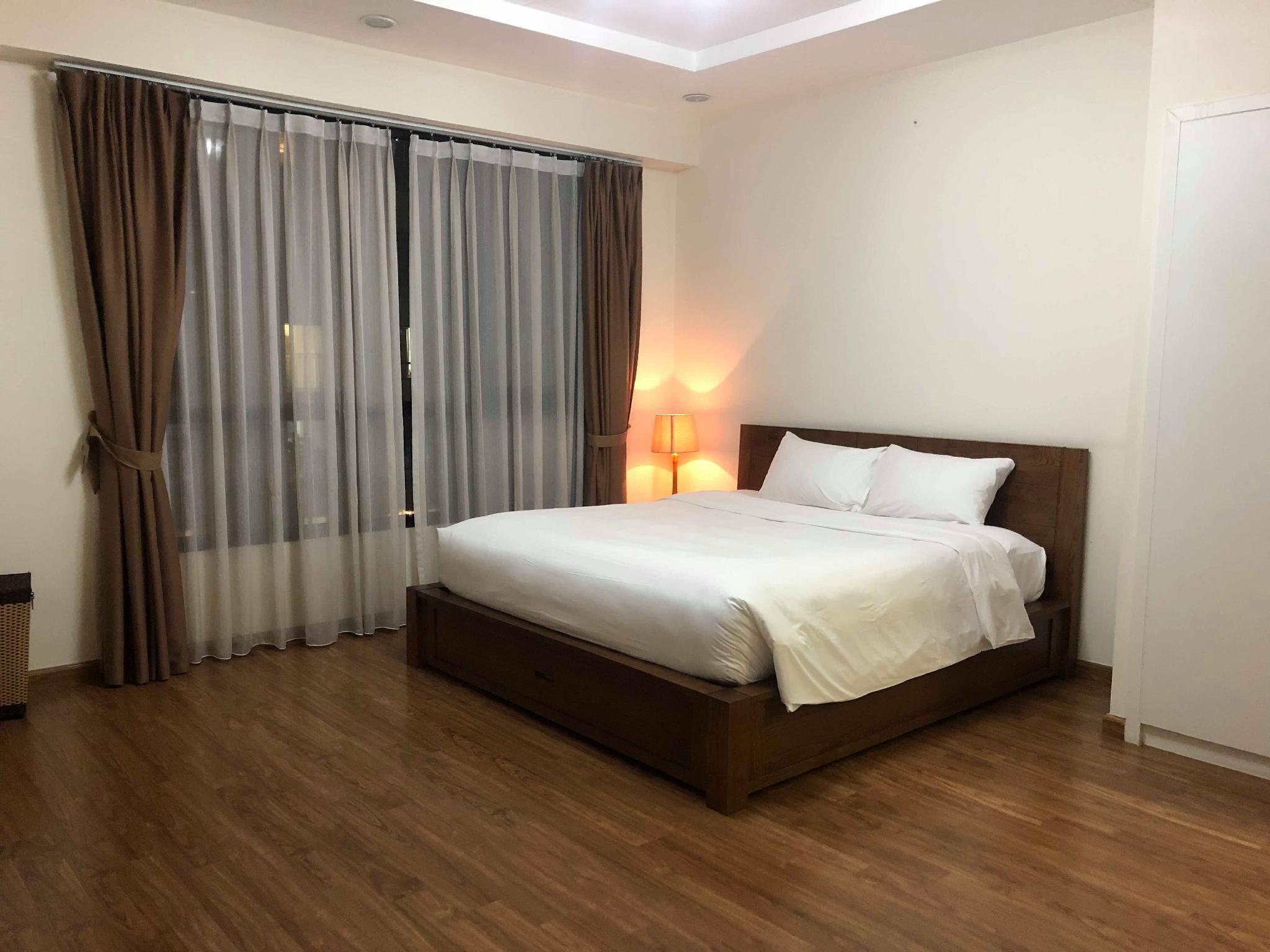 Master Room. Vinhomes Time City HaNoi. Q's Home