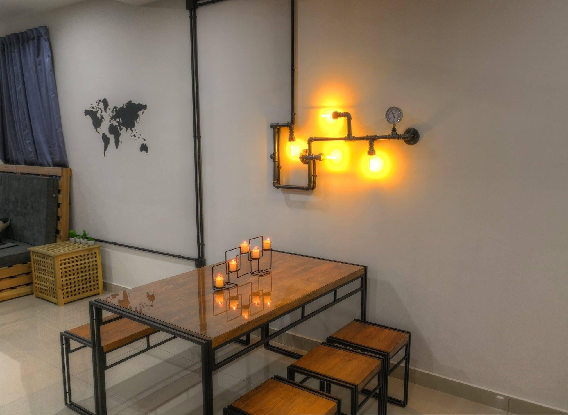 A++ House Melaka Jonker D.I.Y Industrial Design