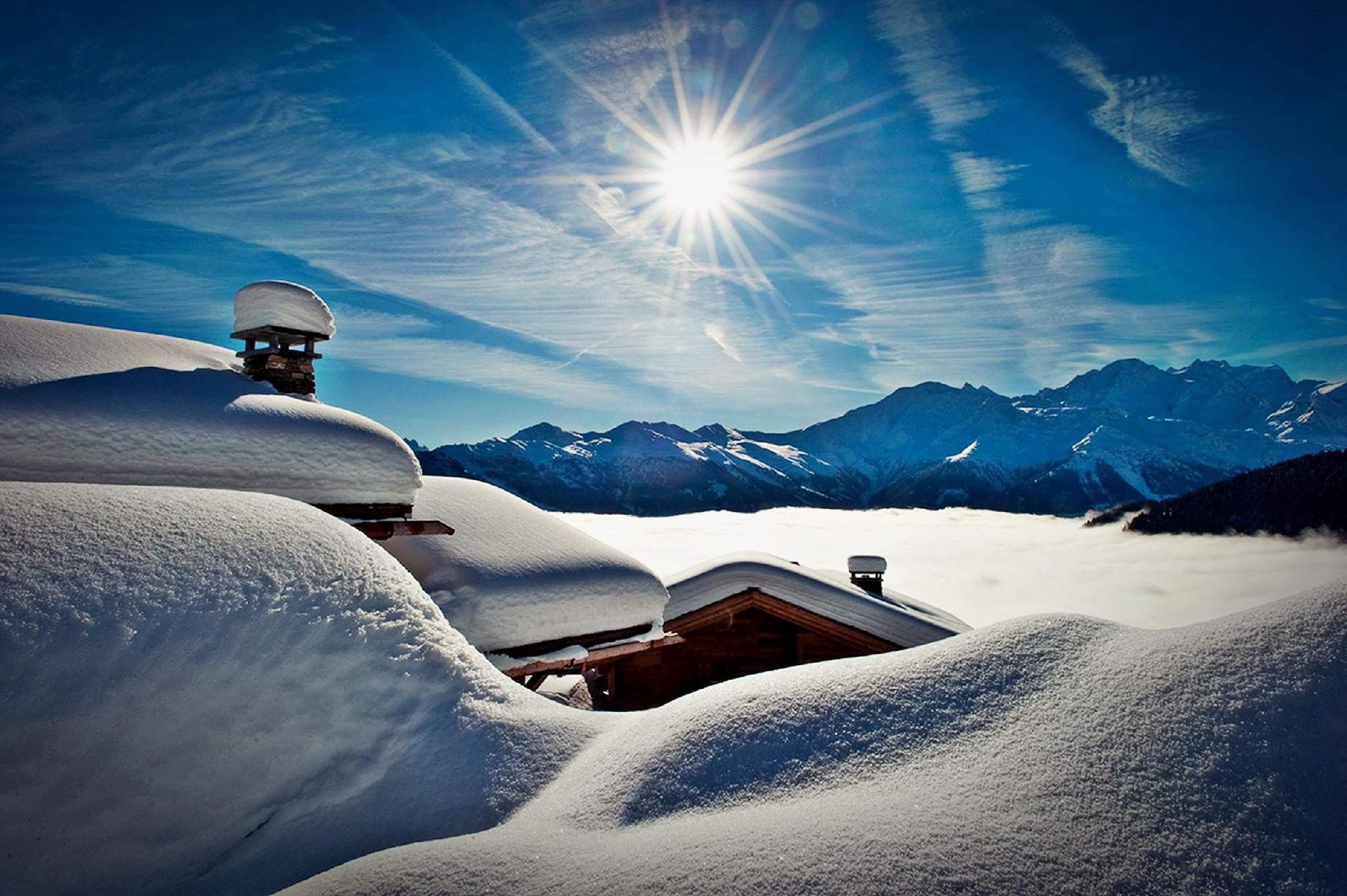 Chalet Savoie Ski In   Ski Out
