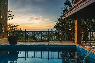 Patong seaview villa pool, foosball and BBQ- 50pee วิลลา 4 ห้องนอน 4 ห้องน้ำส่วนตัว ขนาด 300 ตร.ม. – ป่าตอง