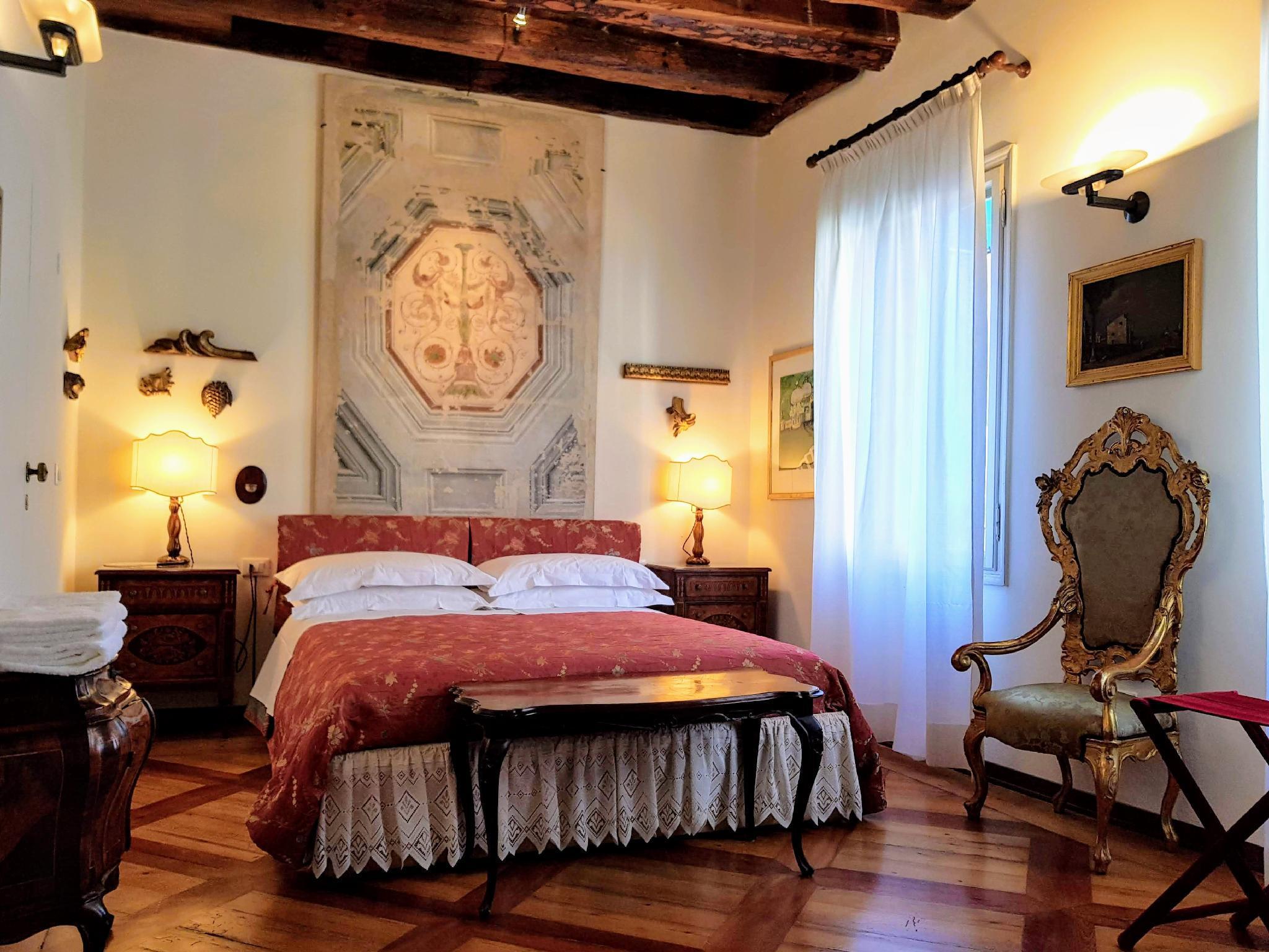 Palazzo Morosini Brandolin Dimora Romantica